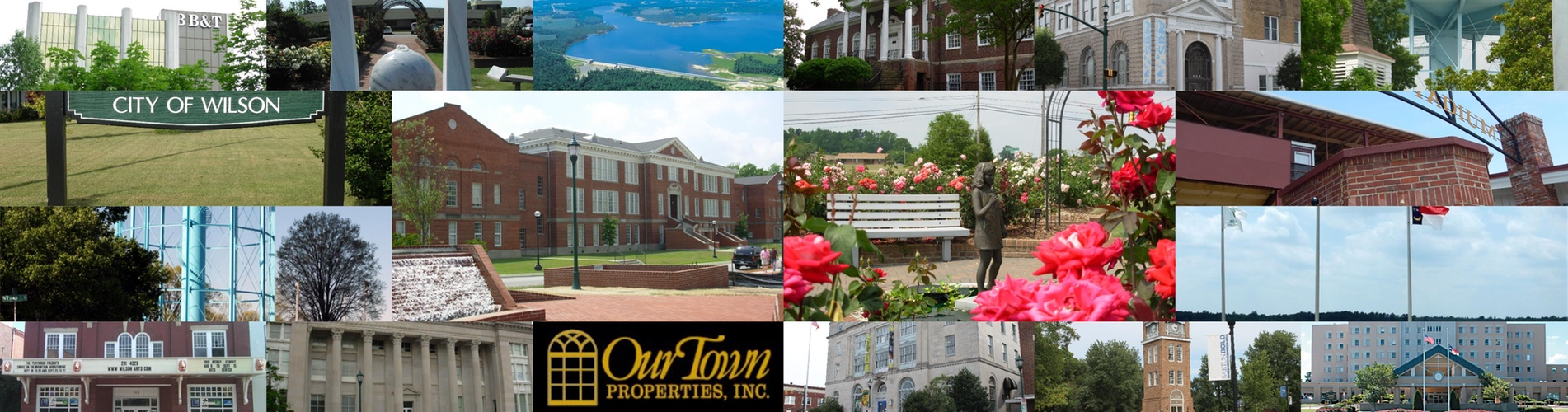 Our Town Properties - Wilson, NC Real Estate